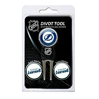 Team Golf Tampa Bay Lightning 4 pc Divot Tool & Ball Marker Set