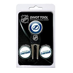 Team Golf Tampa Bay Lightning 4-pc. Divot Tool & Ball Marker Set