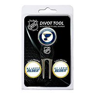 Team Golf St. Louis Blues 4-pc. Divot Tool & Ball Marker Set