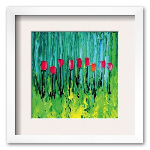 Art.com Stories from a Field, Act 62 Framed Art Print by Aja Trier