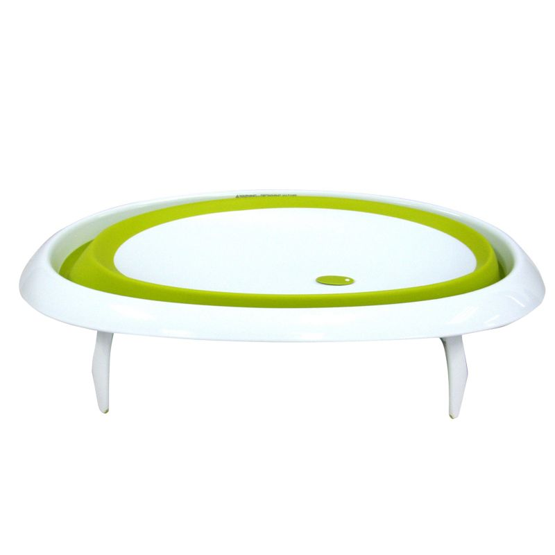 Boon Naked Collapsible Baby Bath, Green
