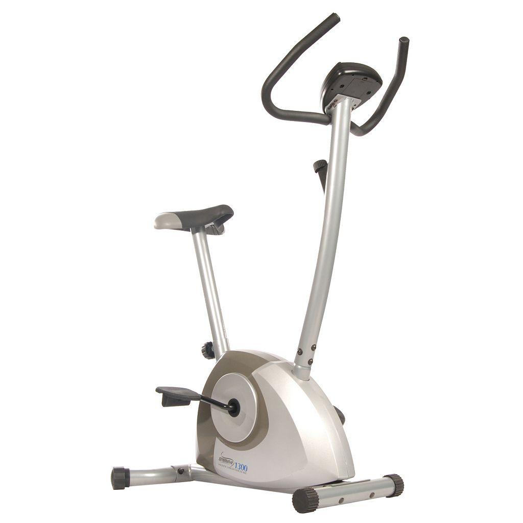 Stamina Magnetic Upright 1300 Exercise Bike