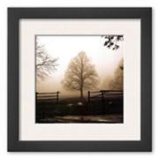 Art.com Morning Texture Framed Art Print By Harold Silverman