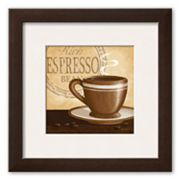 Art.com Rich Espresso Framed Art Print by Kathy Middlebrook
