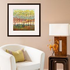 Art.com 'Distant Color' Framed Art Print by Libby Smart