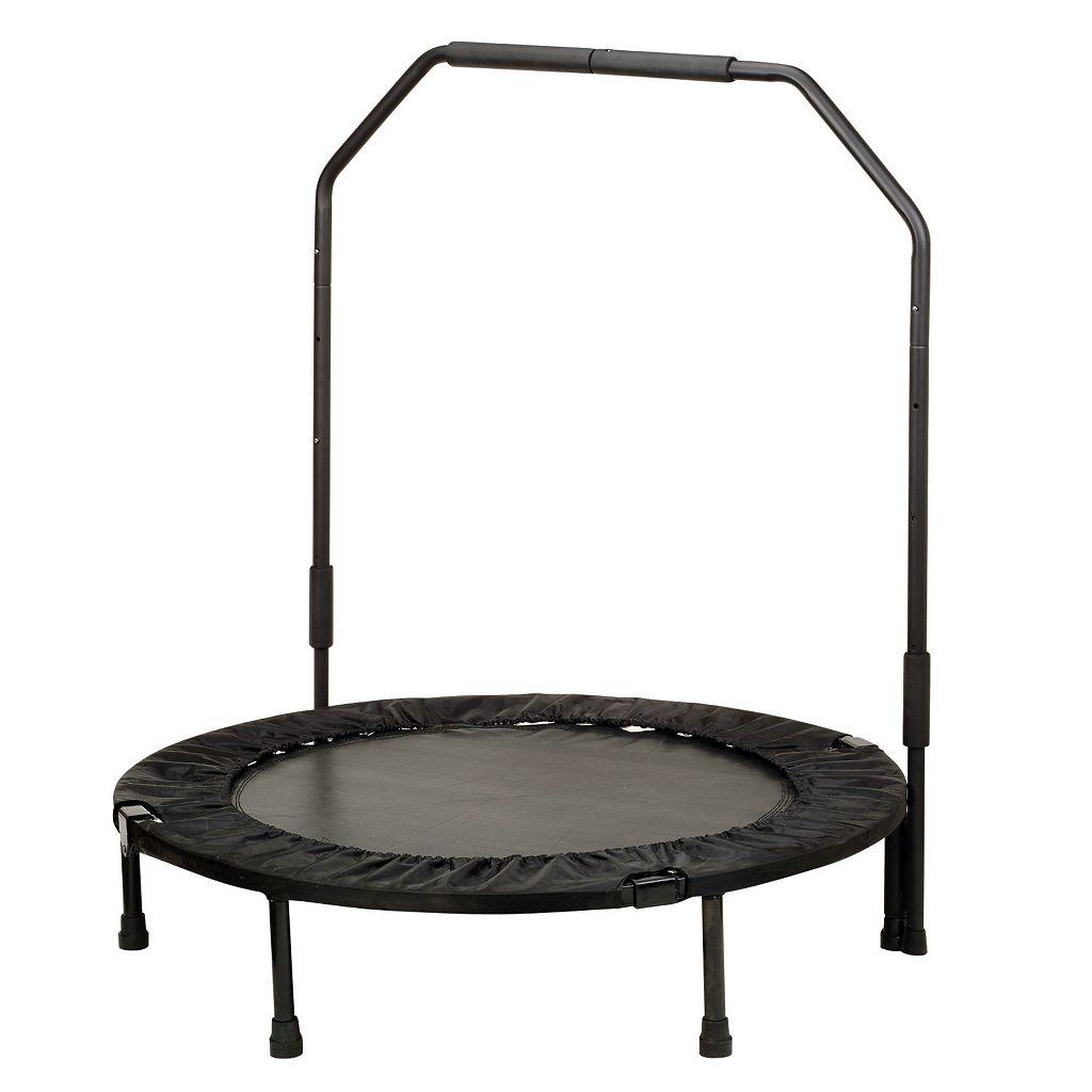 Sunny Health & Fitness 40-Inch Foldable Trampoline (NO. 023-B)