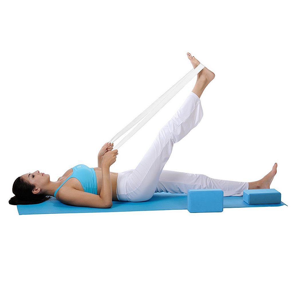 Sunny Health & Fitness Yoga Kit (No. 040)