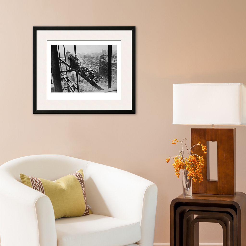 Art.com Life on Top Framed Art Print