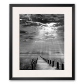 Art.com Storm Clearing Framed Art Print by Ellen Fisch
