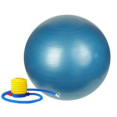 Sunny Health & Fitness 29.5 in Anti-Burst Gym Ball