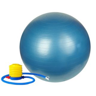 Sunny Health and Fitness 29.5-in. Anti-Burst Gym Ball