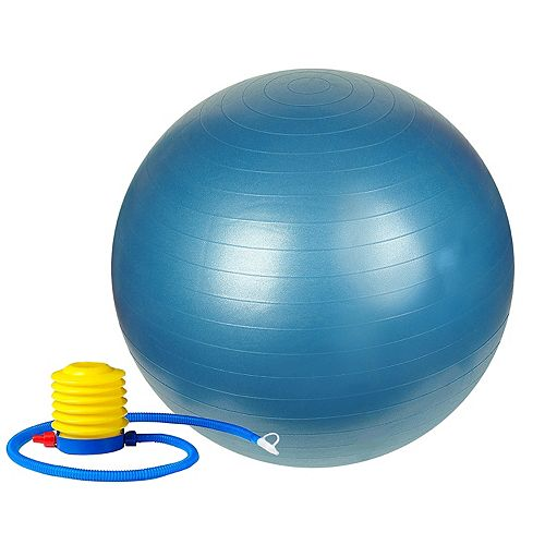 Sunny Health & Fitness 29.5-in. Anti-Burst Gym Ball