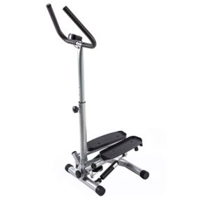Sunny Health & Fitness Twister Stepper with Handlebar (No. 059)