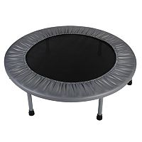 Sunny Health & Fitness 36-Inch Foldable Trampoline (No. 062)