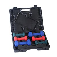 Sunny Health & Fitness Neoprene Dumbbell Set (SDSN-20)