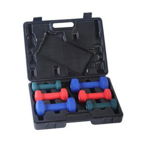 Sunny Health & Fitness Neoprene Dumbbell Set (SDSN-20)