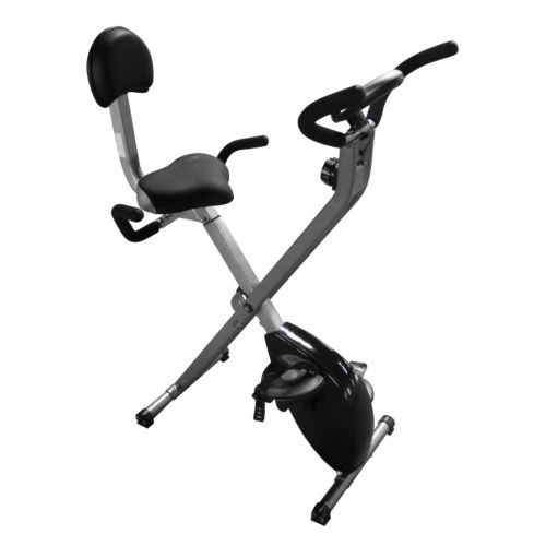 Sunny Health and Fitness Folding Recumbent Bike