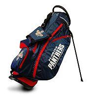 Team Golf Florida Panthers Fairway Stand Bag