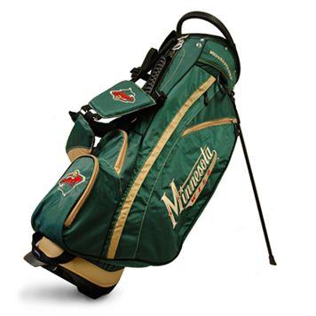 Team Golf Minnesota Wild Fairway Stand Bag