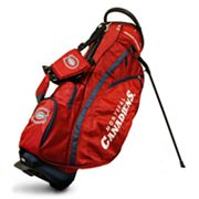 Team Golf Montreal Canadiens Fairway Stand Bag