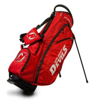 Team Golf New Jersey Devils Fairway Stand Bag