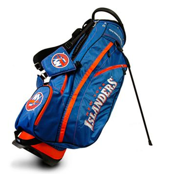Team Golf New York Islanders Fairway Stand Bag