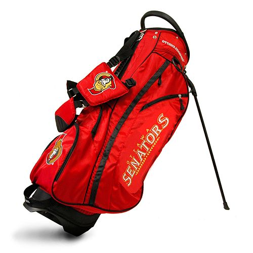 Team Golf Ottawa Senators Fairway Stand Bag