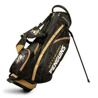 Team Golf Pittsburgh Penguins Fairway Stand Bag