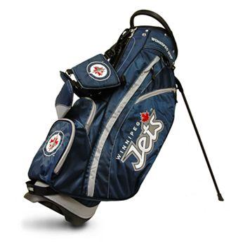 Team Golf Winnipeg Jets Fairway Stand Bag