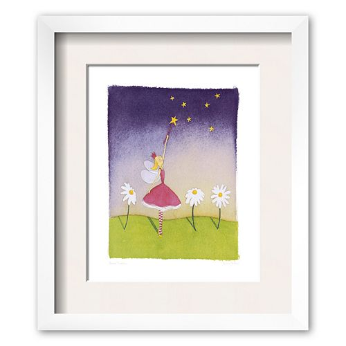 artcom felicity wishes i framed art print by emma thomson