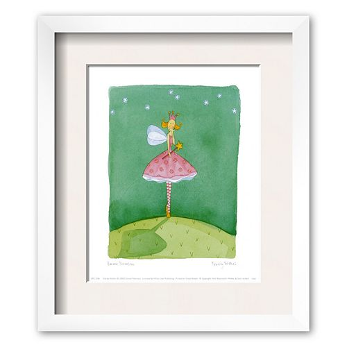 Art.com Felicity Wishes VI Framed Art Print by Emma Thomson