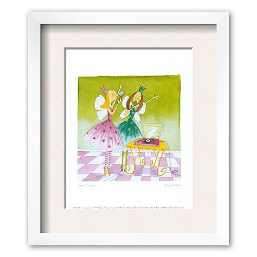 Art.com Felicity Wishes XIII Framed Art Print by Emma Thomson