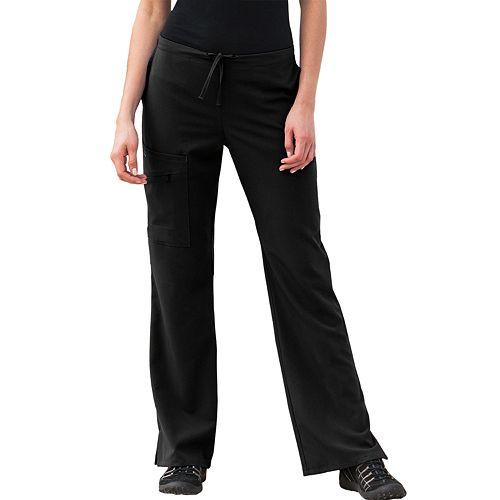 Petite Jockey® Scrubs Woven Cargo Pants 2249