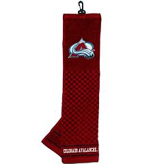 Team Golf Colorado Avalanche Embroidered Towel