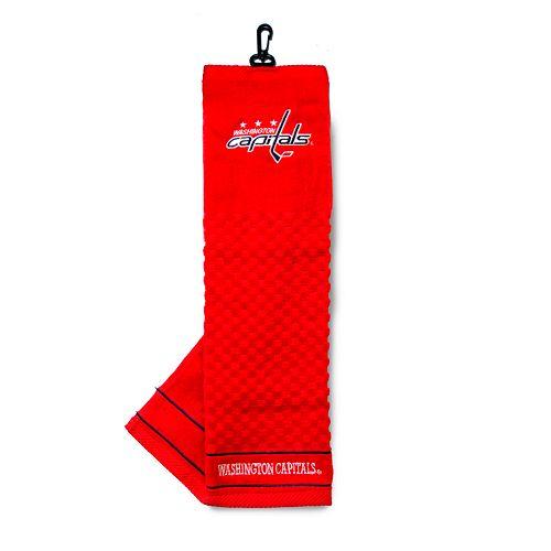 Team Golf Washington Capitals Embroidered Towel