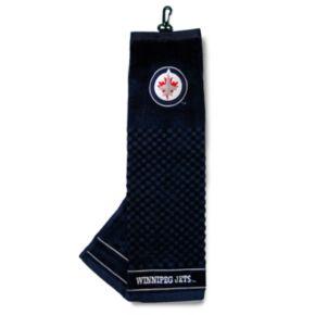 Team Golf Winnipeg Jets Embroidered Towel