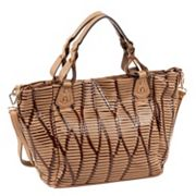 Nicole Lee Yanel Woven Streams Convertible Shopper
