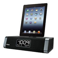 iHome App-Enhanced Dual Alarm Clock Radio
