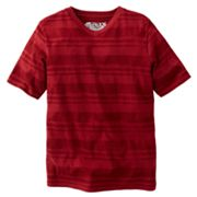 Helix Striped V-Neck Tee - Boys 8-20