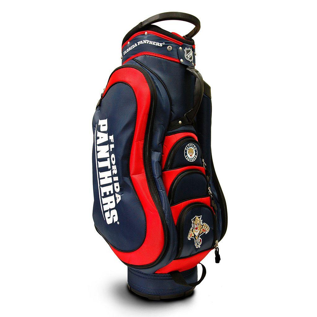 Team Golf Florida Panthers Medalist Cart Bag