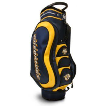 Team Golf Nashville Predators Medalist Cart Bag