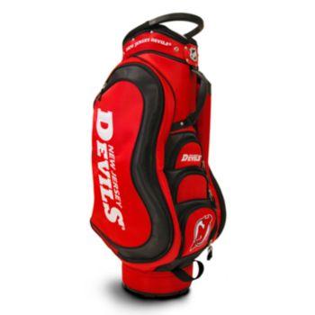 Team Golf New Jersey Devils Medalist Cart Bag