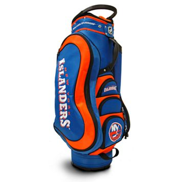 Team Golf New York Islanders Medalist Cart Bag