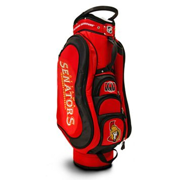 Team Golf Ottawa Senators Medalist Cart Bag