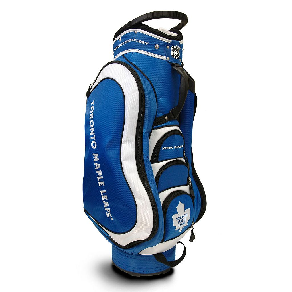 Team Golf Toronto Maple Leafs Medalist Cart Bag