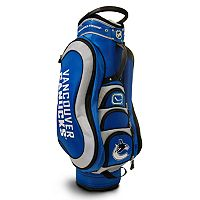 Team Golf Vancouver Canucks Medalist Cart Bag