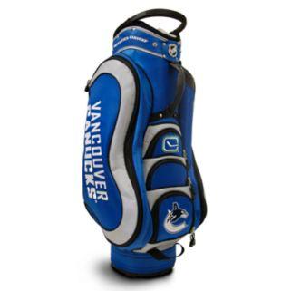Team Golf Vancouver Canucks Medalist Cart Bag
