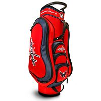 Team Golf Washington Capitals Medalist Cart Bag