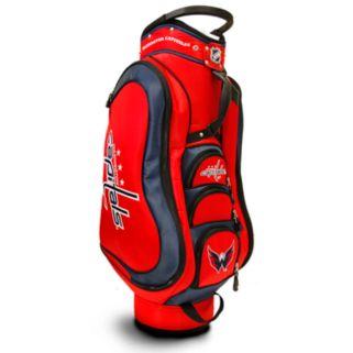 Team Golf Washington Capitals Medalist Cart Bag
