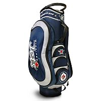 Team Golf Winnipeg Jets Medalist Cart Bag